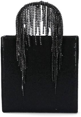 Kara Chain Mail Tote Bag