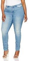 Junarose Women's Jrqueen Nw Slim Med K Jeans