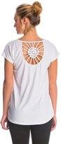 Satva Organic Nalika Crochet Yoga Shirt 8144533