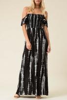 Love in Tie Dye Maxi Dress