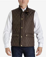 London Fog Men's Quilted Vest