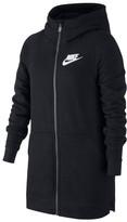 Nike Girl's Modern Full Zip Hoody