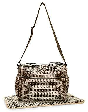 Fendi Classic Logo Diaper Bag
