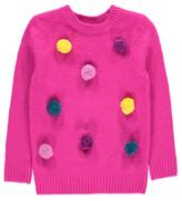 George Pom-Pom Knitted Jumper