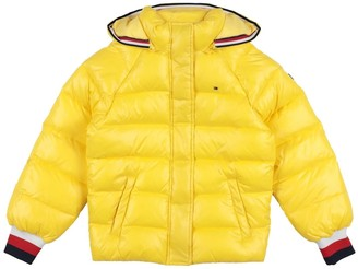 Tommy Hilfiger Synthetic Down Jackets