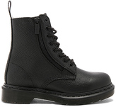 Dr. Martens Pascal 8 Eye Boots in Black