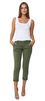 AG Jeans Caden Trouser Palm Green