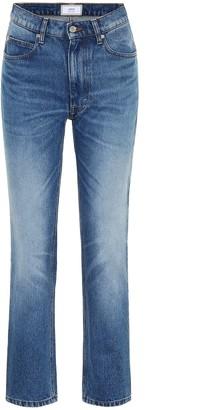 Ami High-rise skinny jeans