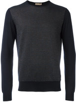 Cruciani crew neck sweater - men - Silk/Cashmere - 48