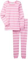 Coccoli Rollin' Down the River Stripe Pajama Set (Baby)