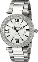 Freelook Women's HA1536M-4 All Shiny s Crystal Bezel Watch