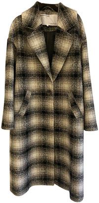 Designers Remix Black Wool Coats