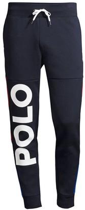 Polo Ralph Lauren Double-Knit Tech Logo Pants