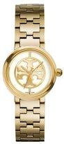 Tory Burch 28mm Reva Golden Bracelet Watch