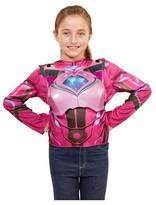 Power Rangers Deluxe Pink Ranger Dress Up Set