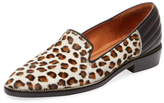 The Kooples Hair & Leather Loafer