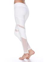 Electric Yoga White Trend Setter Leggings