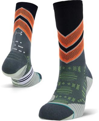 Under Armour Men's UA x Stance Infinite Run Crew Socks