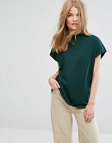 Weekday High Neck T-Shirt