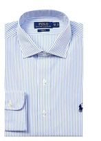 Polo Ralph Lauren Slim Fit Poplin Dress Shirt.