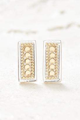 Anna Beck Gold Bar Stud Earrings Gold 1 Size