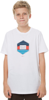 Billabong Kids Boys Access Tee White