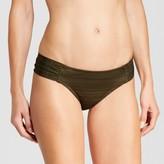 Mossimo Women's Tab Hipster Bikini Bottom
