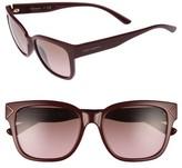 Tory Burch Women's 55Mm Gradient Sunglasses - Black