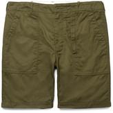 Engineered Garments Cotton-Twill Shorts