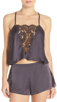 Free People Jones Sensual Lace Inset Camisole