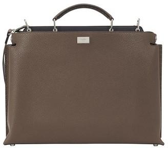 Fendi Peekaboo briefcase