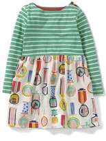 Toddler Girl's Mini Boden Hotchpotch Dress