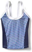 Athleta Girl Sporty Tankini
