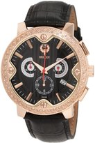 Brillier Men's 05-31121-08 Voyageur Tachymeter Watch