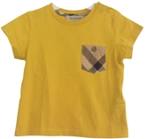 Burberry Yellow Cotton Top