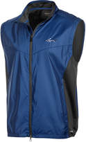 Greg Norman for Tasso Elba Men's Hydrotech Colorblocked Vest, Created for Macy's