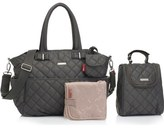 Storksak 'Bobby' Four Piece Diaper Bag