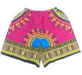 Lofbaz Boys Dashiki Print Shorts S