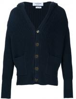 Thom Browne ribbed knit cardigan