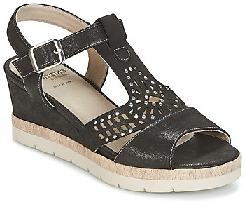 Dorking ASOLA women's Sandals in Black