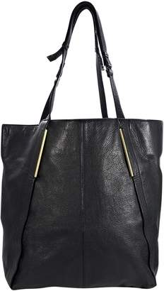 Lanvin Black Leather Handbags