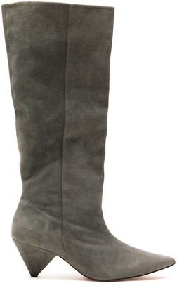 Nk Lila suede boots