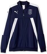 Puma Men's Figc Italia Stadium Track Jacket