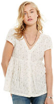 Denim & Supply Ralph Lauren Floral Button-Front Blouse