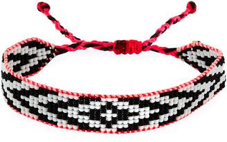 Elizabeth Cole Minton Seed Bead Bracelet