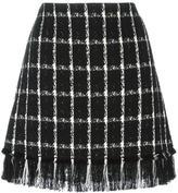 Tory Burch knit fringed skirt