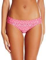 Panache Women's Hattie Tab Side Full Coverage Swimsuit Bikini Bottom
