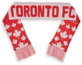 Fanatics Branded Red/White Toronto FC Patriotic Scarf