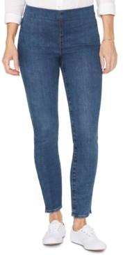 NYDJ Pull-On Tummy Control Skinny Jeans