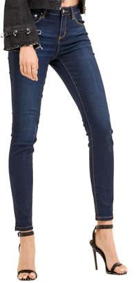 Jourdan Blue Revival High-Rise Skinny Leg New York